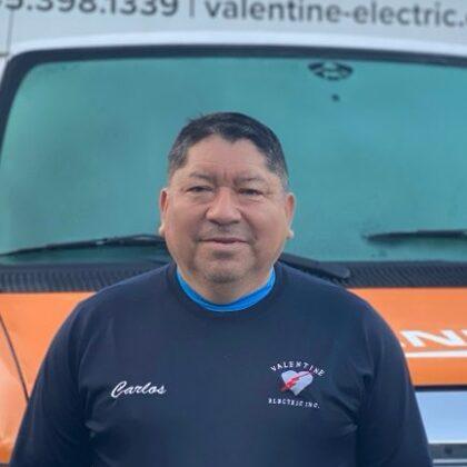 Carlos - Electrician