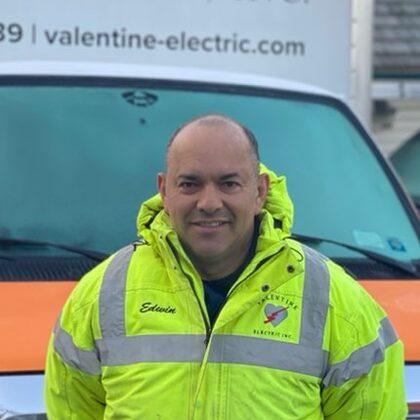 Edwin - Electrician