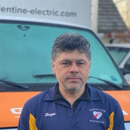 Sergio - Electrician